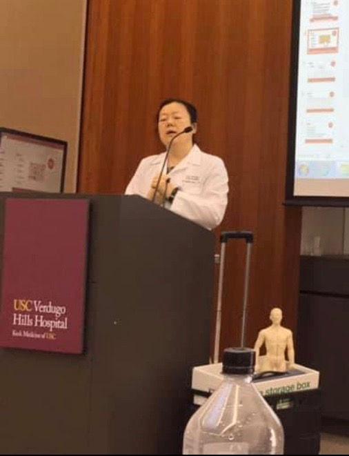 Dr. In Sook Lee,  PhD., LAc.