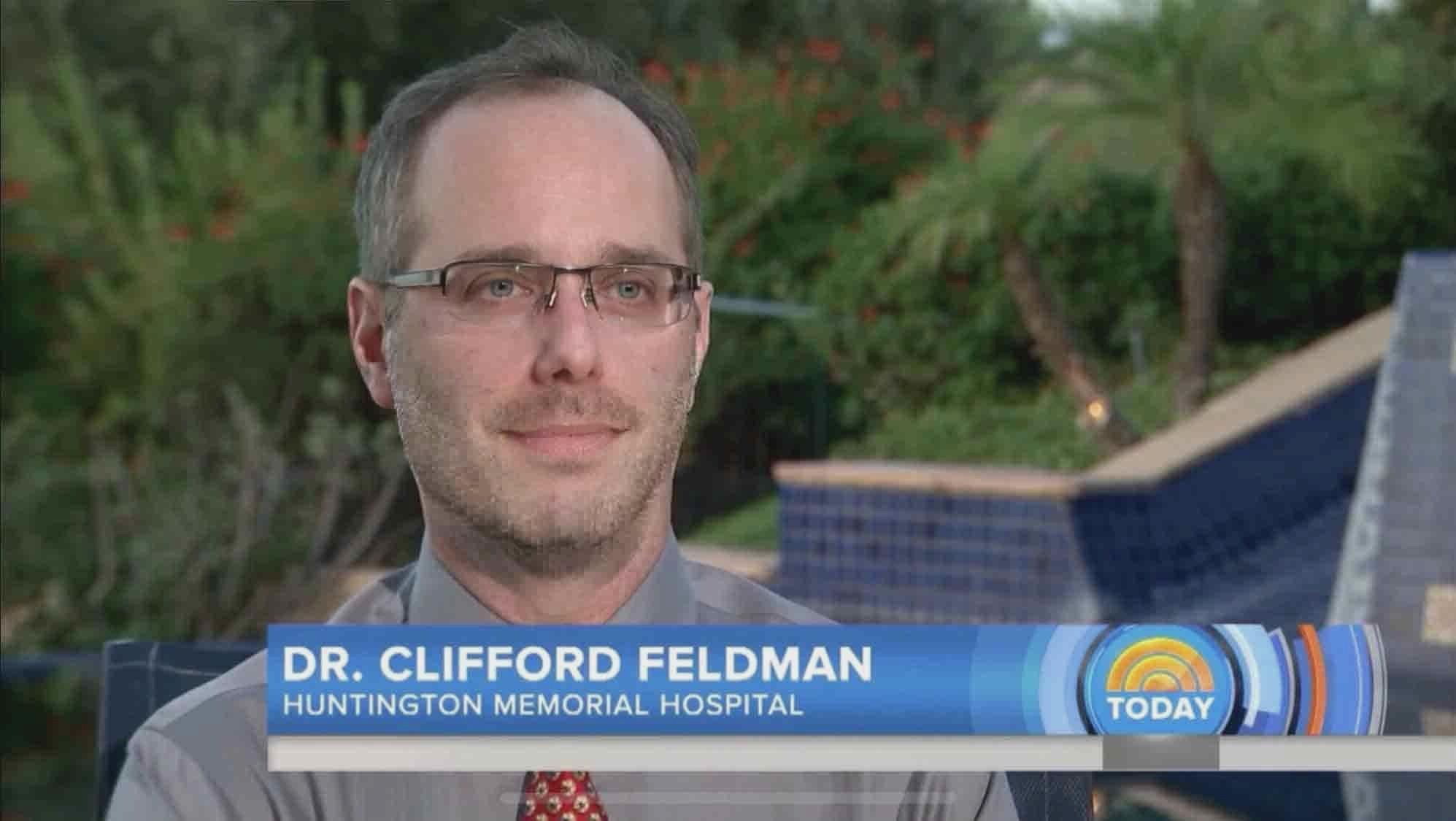 Dr. Clifford Feldman, MD.
