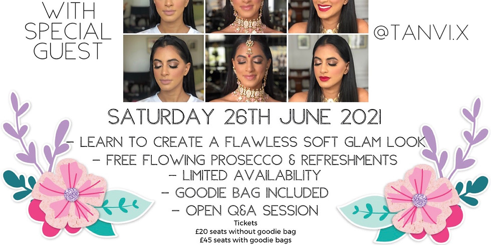 Glam Yourself - Makeup Class by Deesha
