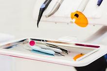 Suuhygienistin työkaluja