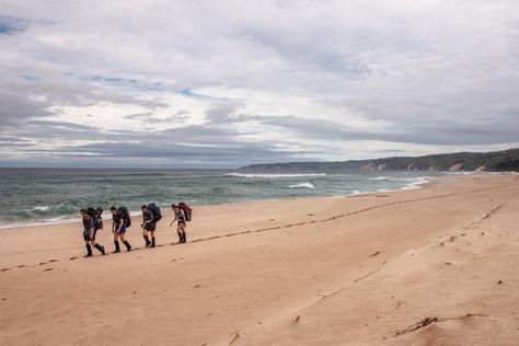 Days 19-22: The Great Ocean Walk (Part 1)