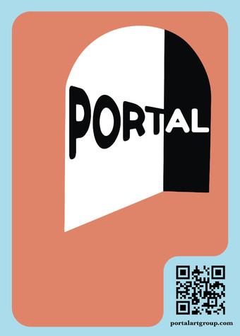Portal Art Card