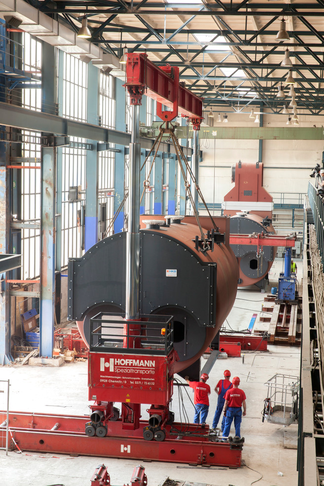 Viessmann Industriekessel