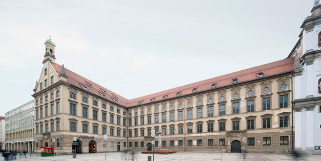 Bau-Doku, Alte Akademie München, Büro für Denkmalpflege Dr. Christian Behrer