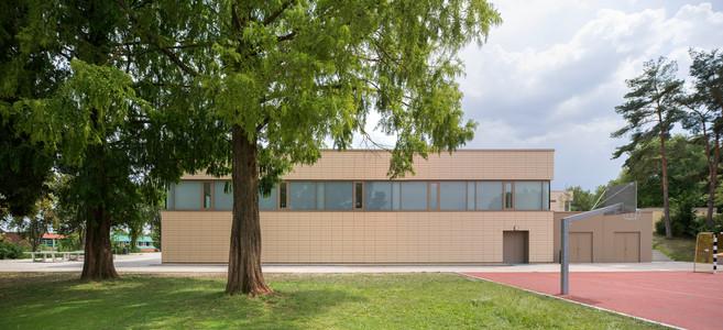 Schule am Napoleonstein, Regensburg, Gutthann Architekten