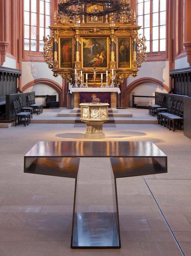 Ev.-Luth. Stadtkirche Bayreuth, Sabine Straub