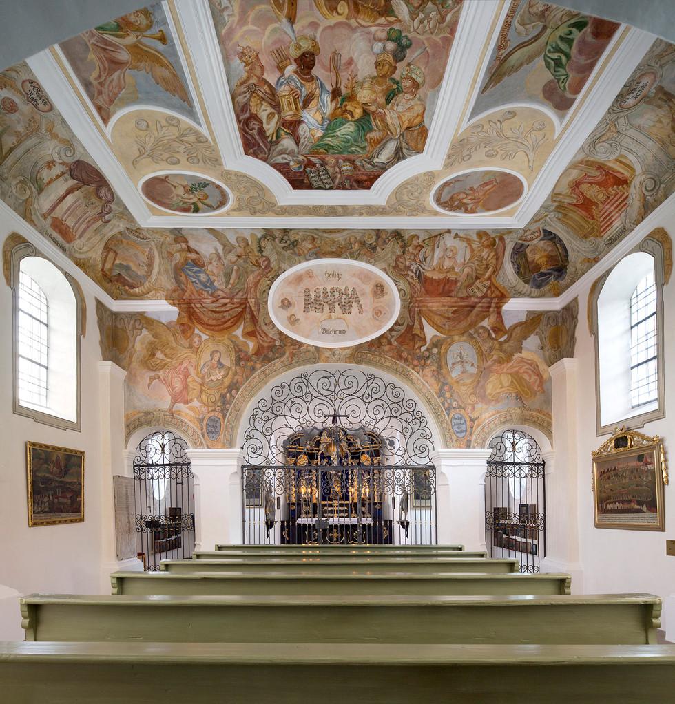 Frauenkappelle am Hof, Osterhofen, Verlag Schnell & Steiner