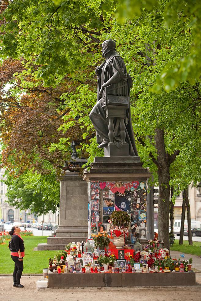 Anneliese Senger Stiftung, Max von Widnmann, Orlando di Lasso-Denkmal, München