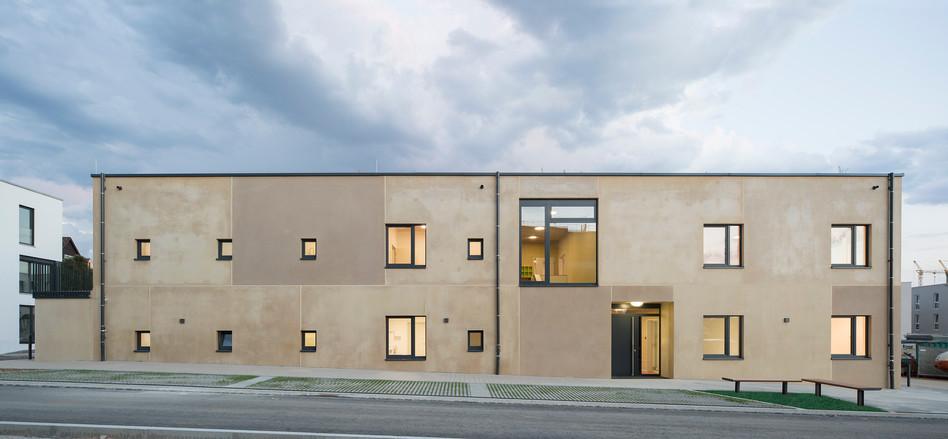 Kindergarten, Regensburg, Köstlbacher Miczka Architektur Urbanistik