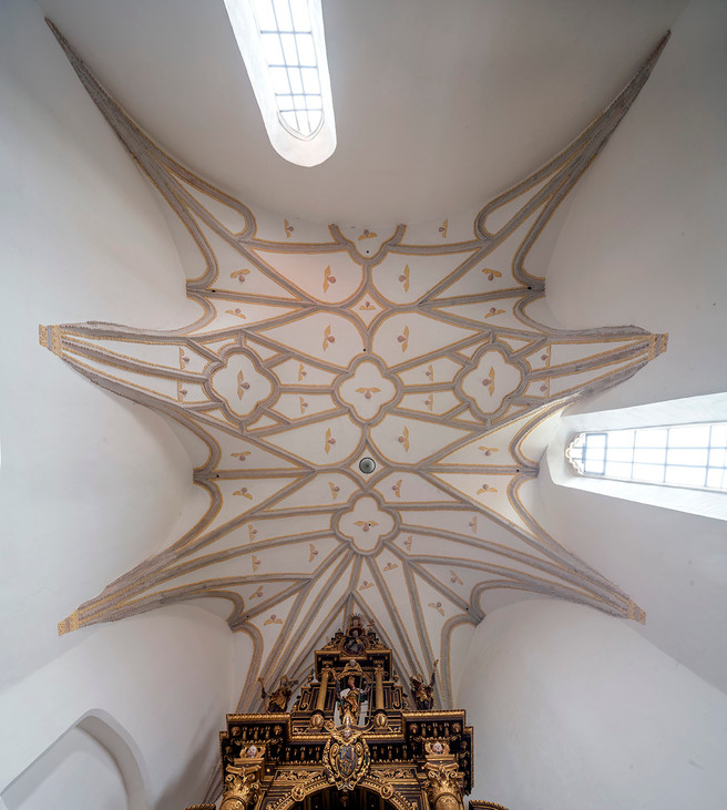 Michael Feil, Architekten, Hl.Kreuzkirche, Haindling
