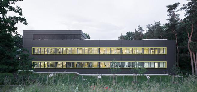 Bio-Forschungszentrum, Staatliches Bauamt Nürnberg-Erlangen