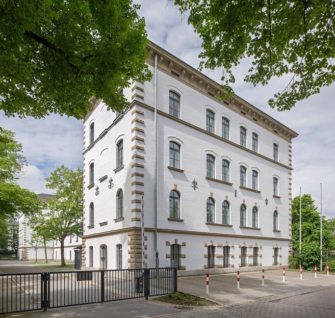 Sozialgericht, Staatliches Bauamt Regensburg