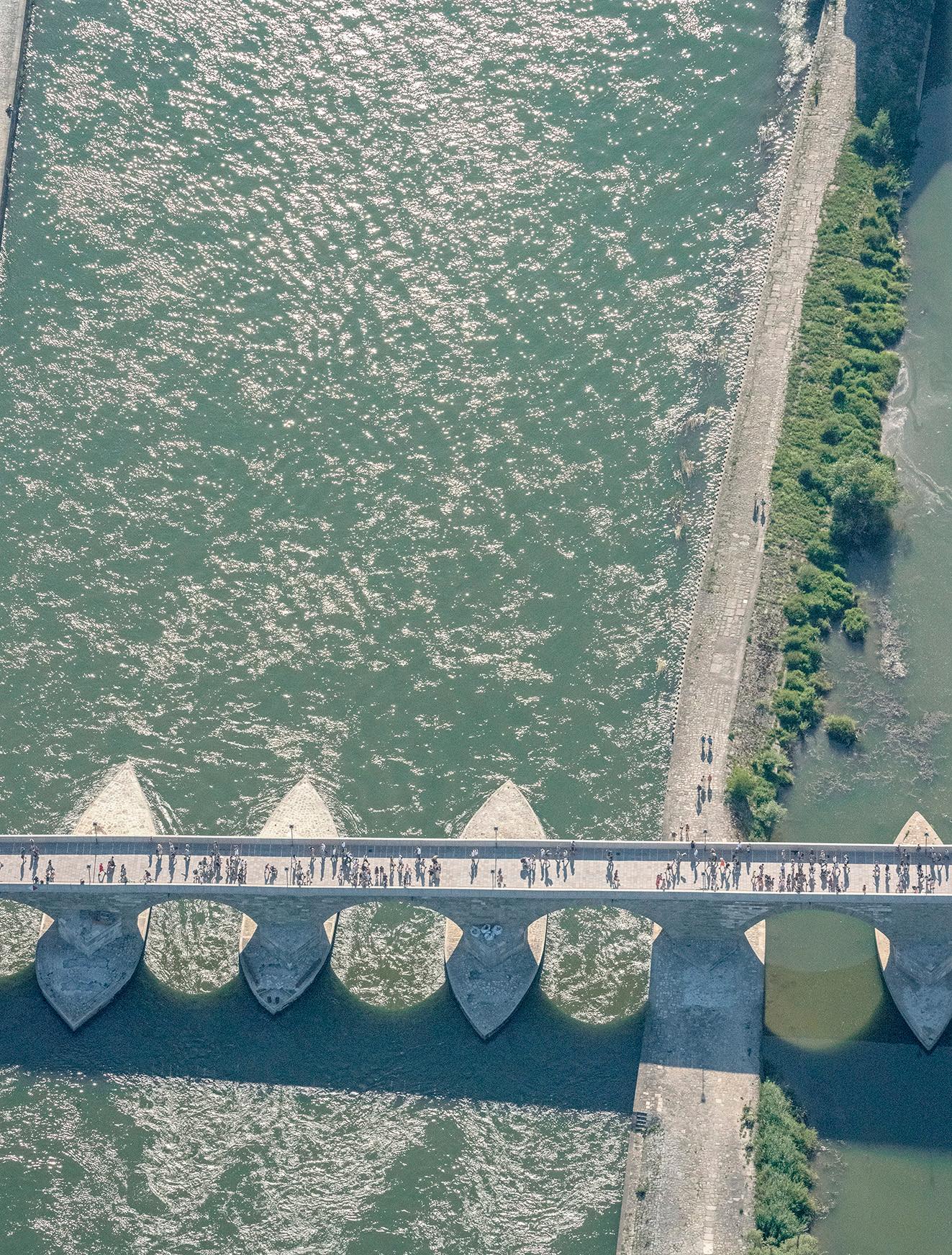 Steinerne Brücke, Am Beschlächt