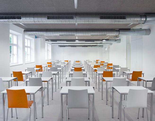 Studienkolleg, Staatliches Bauamt München I