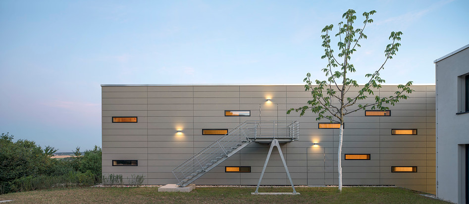 04_Blasch Architekten, Patientenhaus am