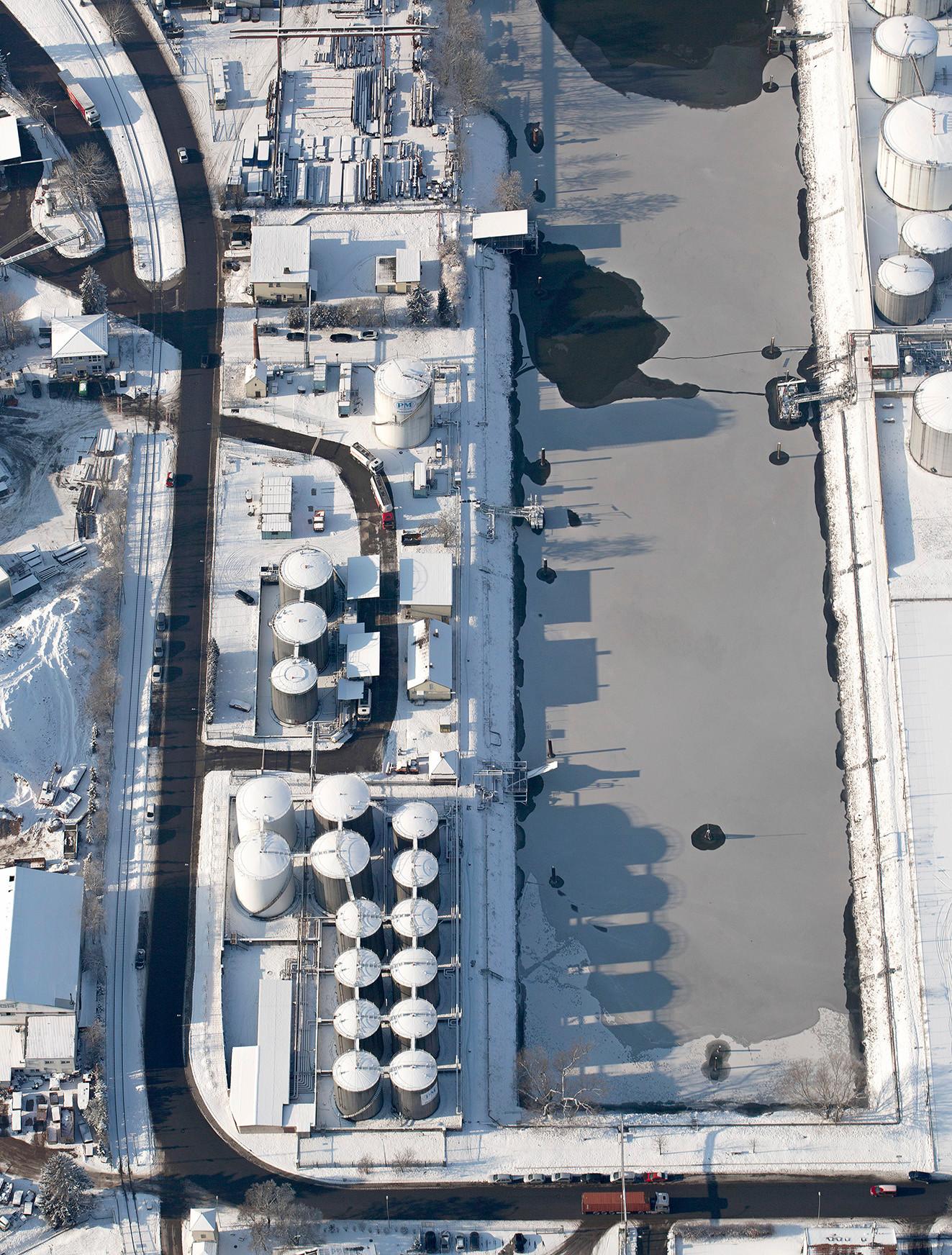 Ölhafen
