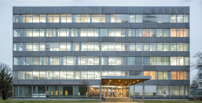 OSRAM Verwaltung Abriss-Doku, Büro für Denkmalpflege Dr.Christian Behrer