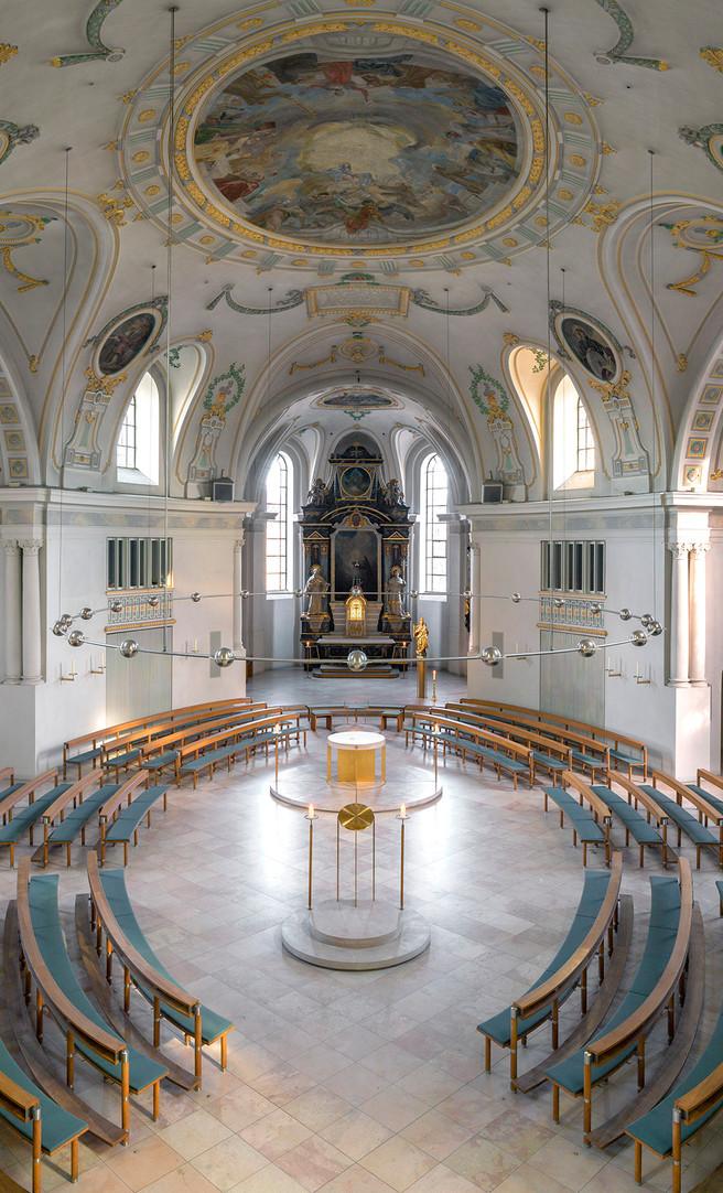 St. Anton Passau, Bildhauer Friedrich Koller, Verlag Schnell & Steiner