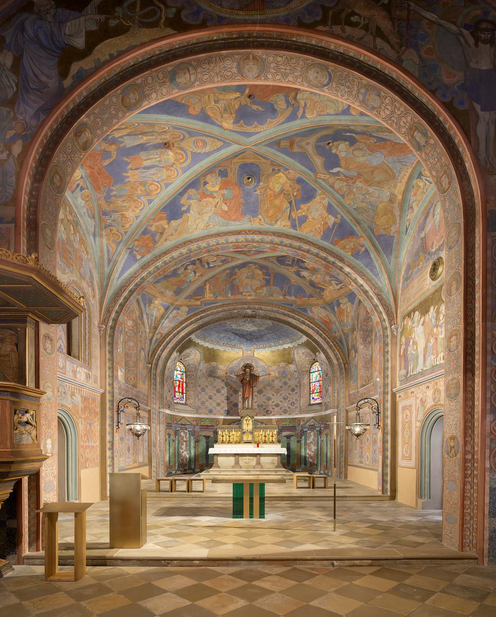 Herz Jesu Kirche Ludwigsthal, Sabine Straub