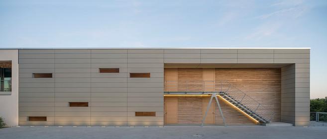 03_Blasch Architekten, Patientenhaus am