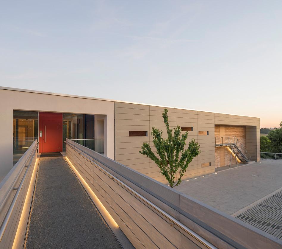 Blasch Architekten, Patientenhaus am Uniklinikum