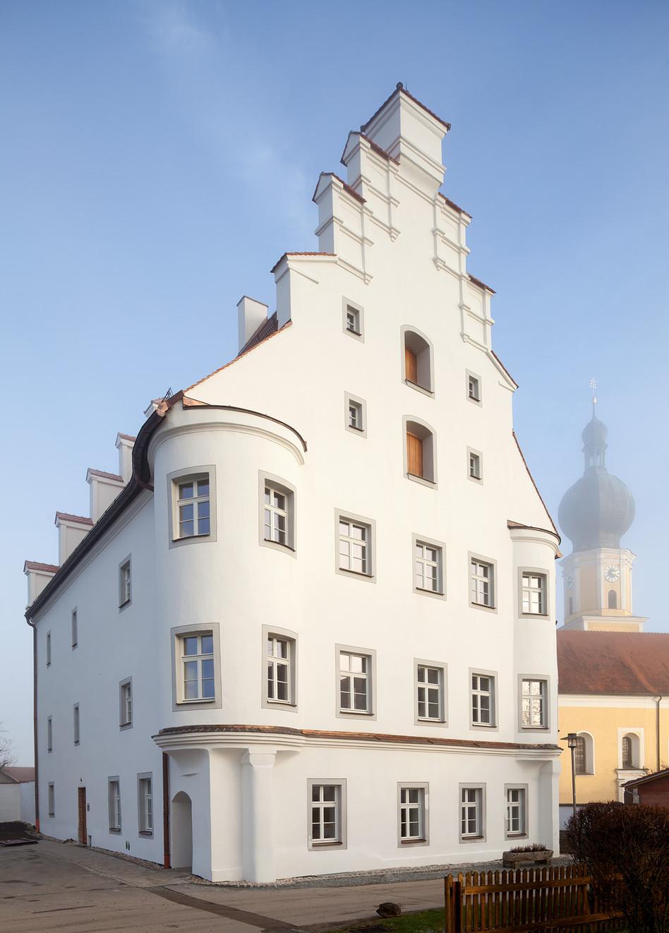 Renaissanceschloss, Büro für Denkmalpflege und Architektur Monika Dietrich