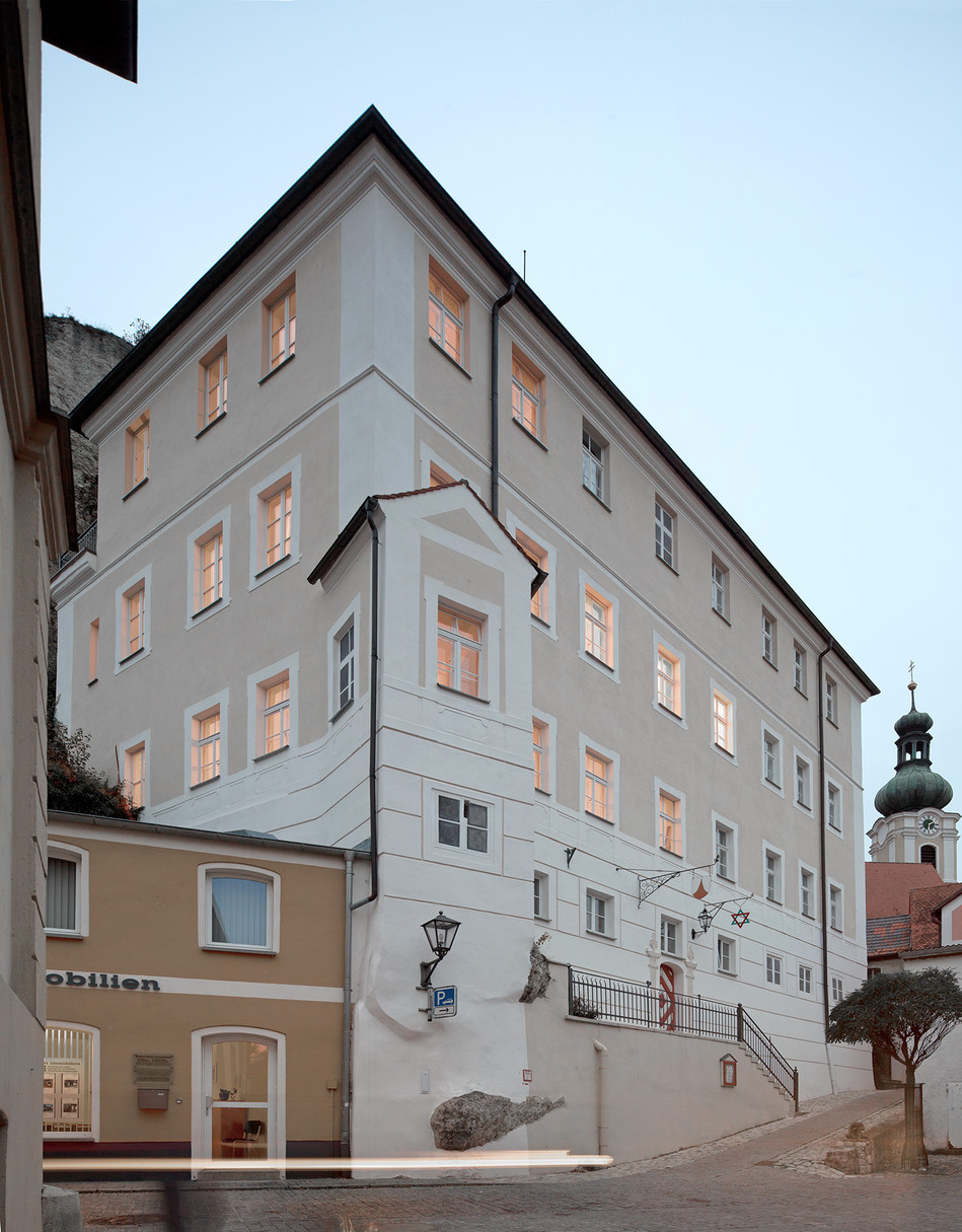 Raitenbucher Schloss, Kallmünz, Köstlbacher Miczka Architektur Urbanistik, Regensburg