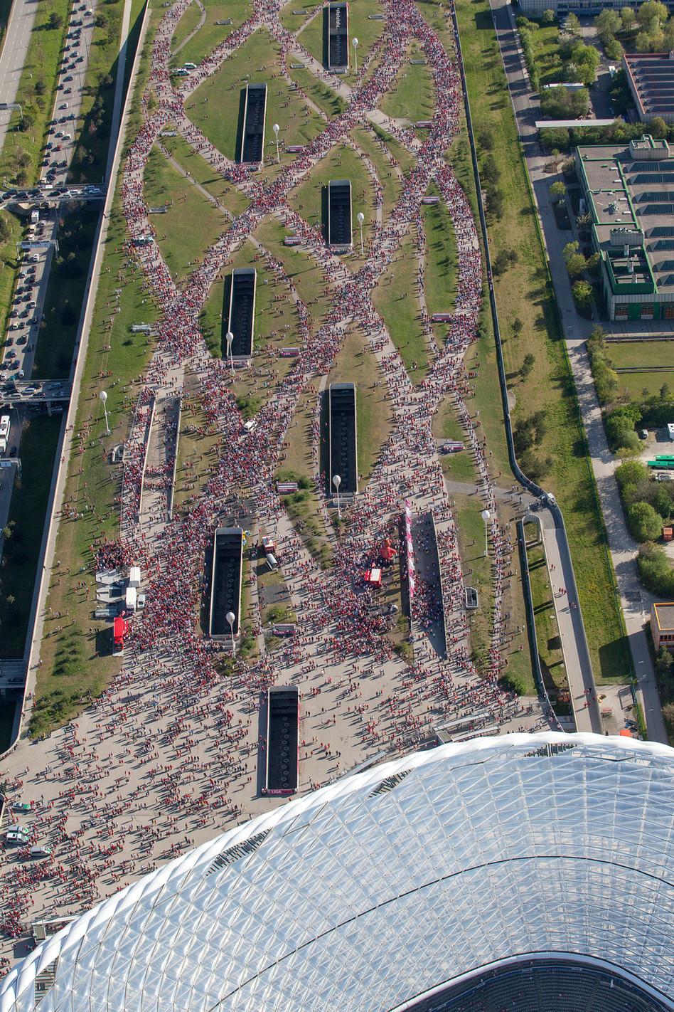 Allianz Arena, Süddeutsche Zeitung