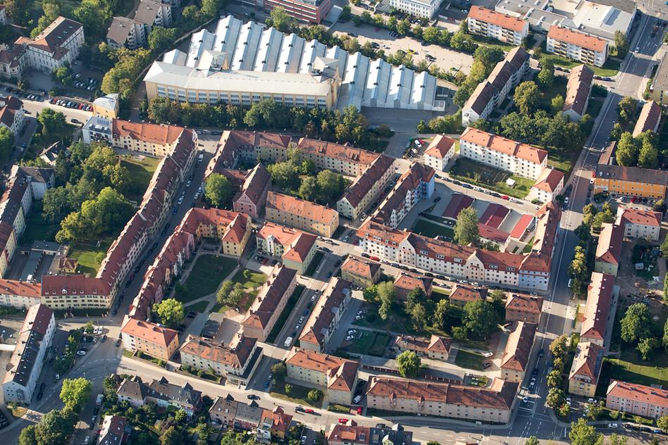 Eisbuckel, Regensburg
