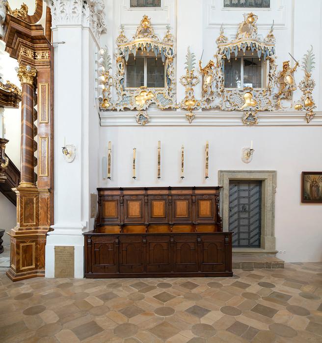 Michael Feil, Architekten, Wallfahrtskirche Mariä Himmelfahrt, Haindling