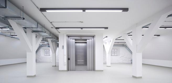 Österreicher Stadel, Reiner Becker Architekten, fabi architekten,  Regensburg