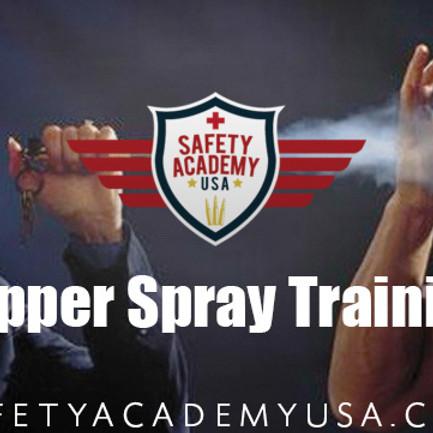 Pepper Spray for Civilians