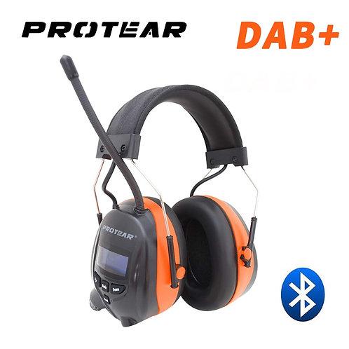 5dB LithProtear DAB+/DAB/FM Radio Hearing Protector  Electronic Bluetooth