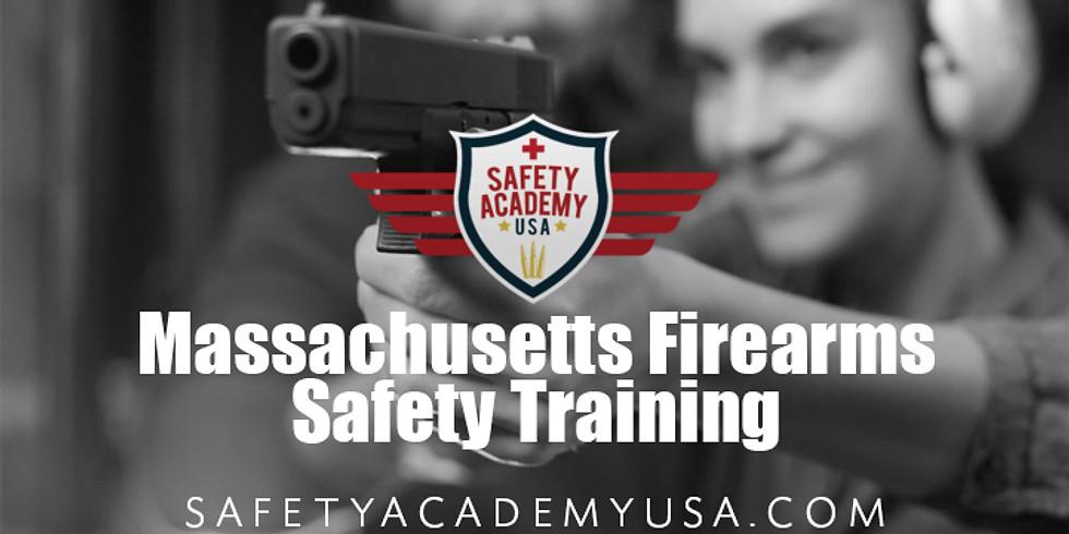 Massachusetts Basic Firearms Class