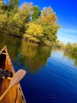 Autumn on the lake WWTCC