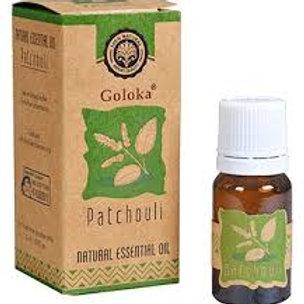 Patchouli, essentiell olja