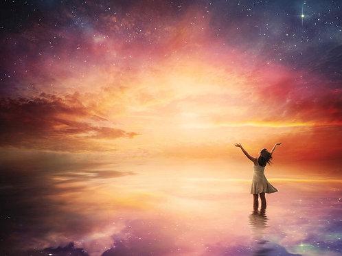 Meditation och healingkväll