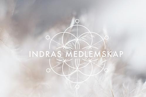 INDRAS MEDLEMSKAP