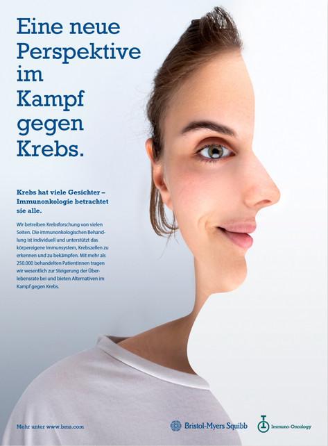 Editorial für Bristol-Myers Squibb by Markus Bacher Ph