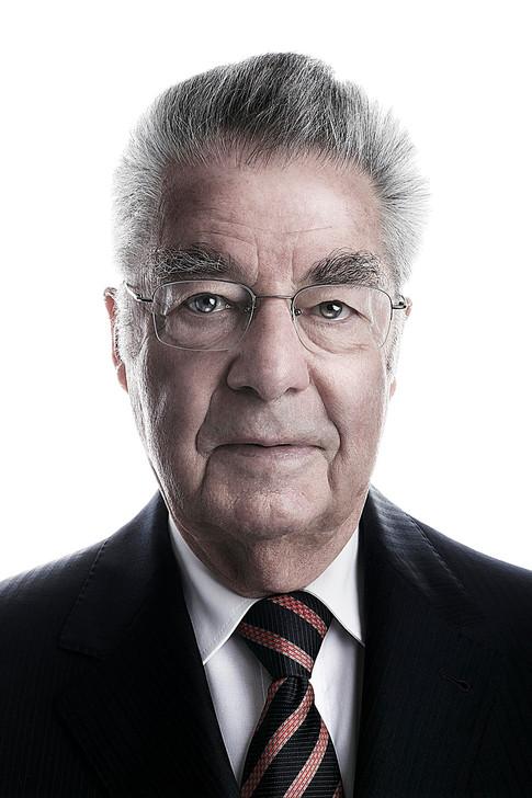 Portrait Dr. Heinz Fischer by Markus Bac