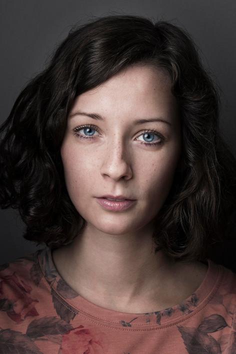 Portrait Charlotte Aichhorn by Markus Ba