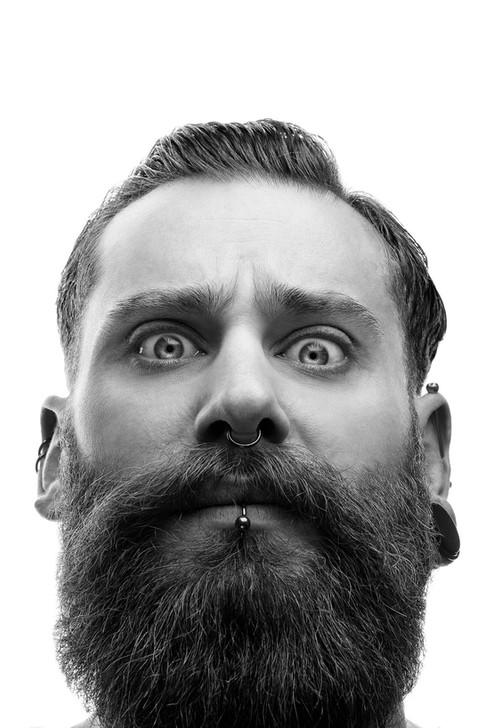 Portrait Dominik Berberich by Markus Bac