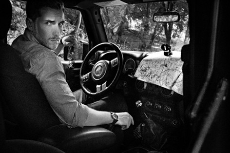 Editorial - off the road by Markus Bache