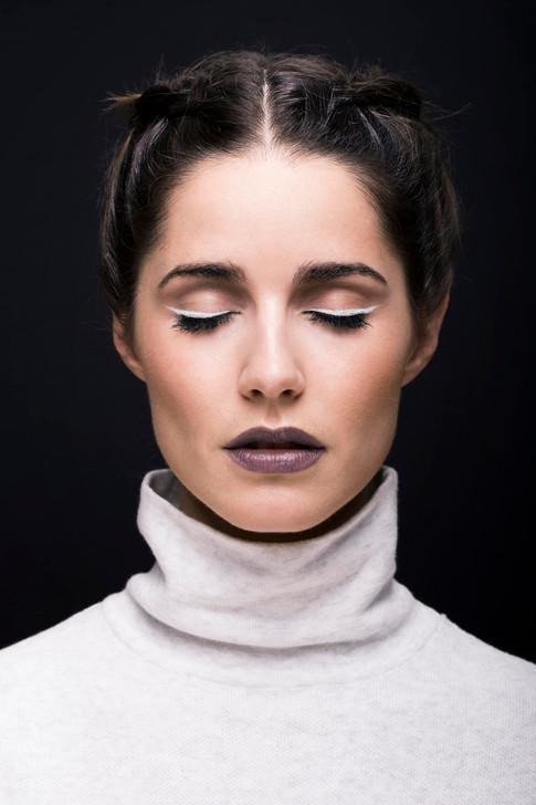 Portrait Daniela Zacherl by Markus Bache