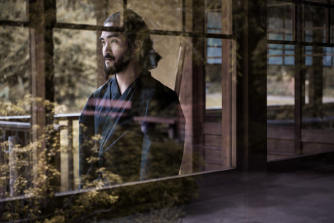 Editorial Urban Samurai Flow Pizana by M