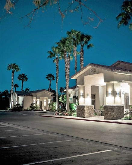 Clubhouse | Desert Shores Motorcoach Resort