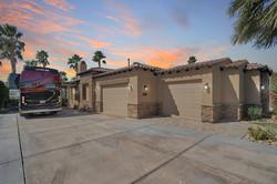 Villa #137 Desert Shores Resort