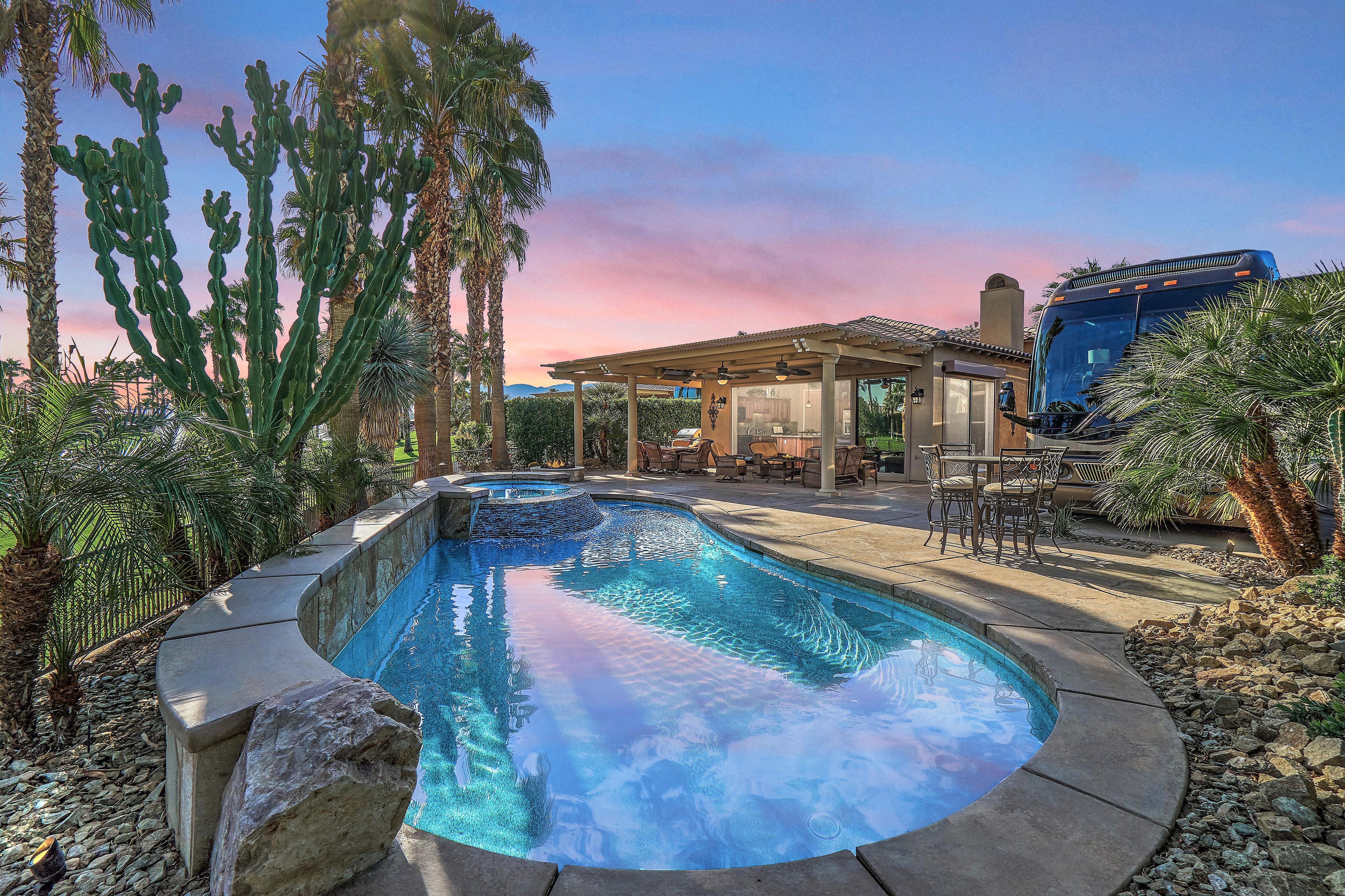 Villa #106 Desert Shores Resort