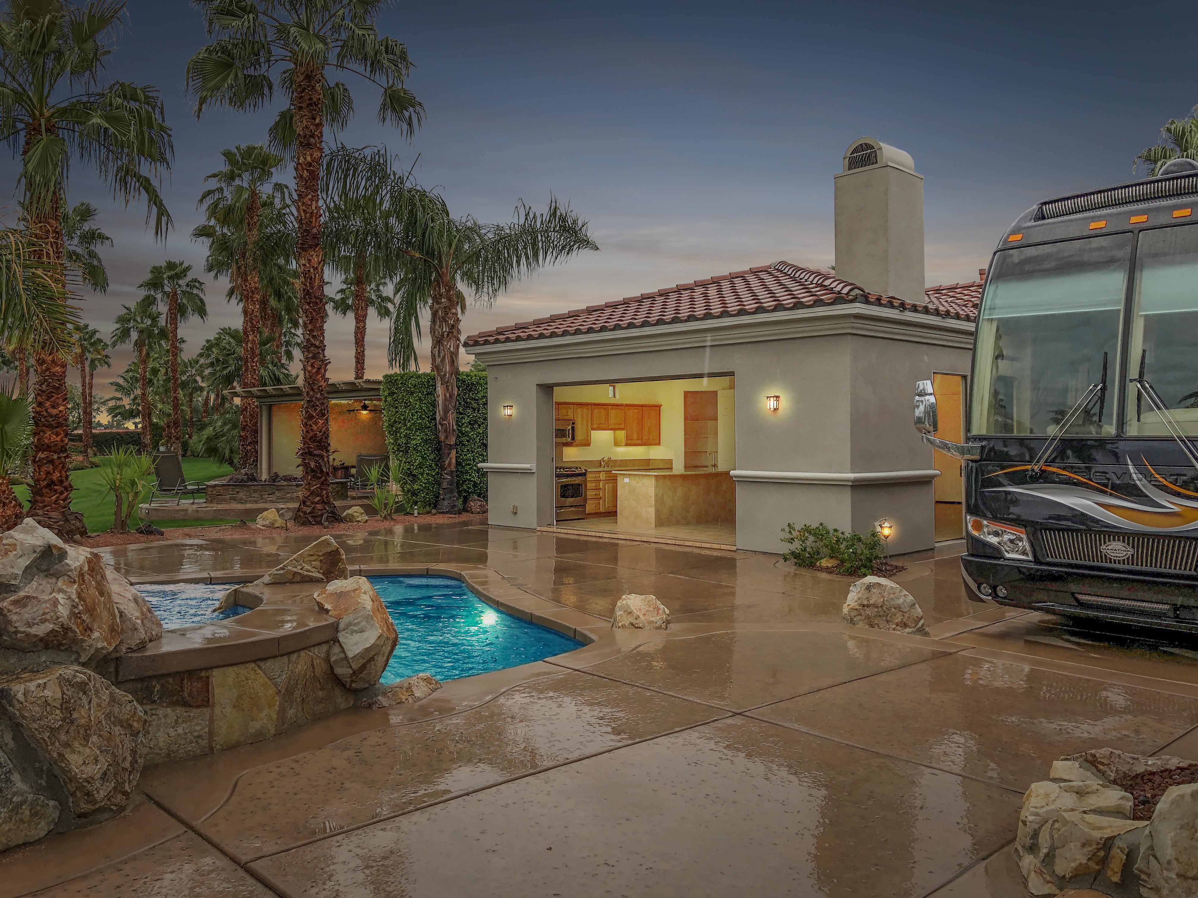 Lot 114 Desert Shores Motorcoach Resort