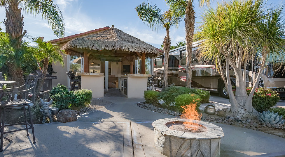 Luxury Motorcoach Resort Indio, CA